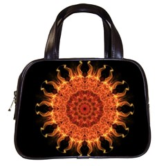 'Flaming Sun' is available as a handbag through ZandiepantsGiftShop