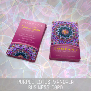 purple-lotus-business-cards-mock-up