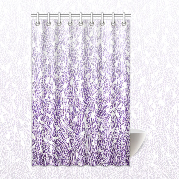 purple-ombre-shower-curtain-feathers